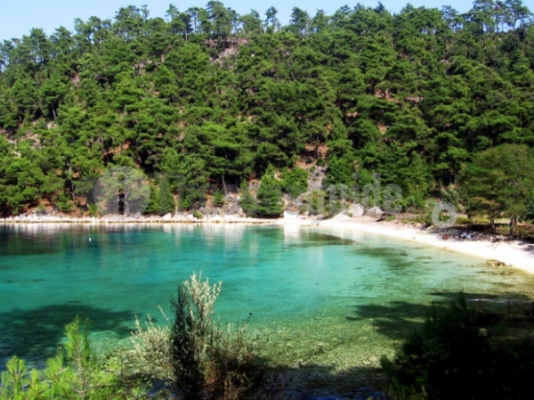 Vathi Beach, Beaches of Thassos